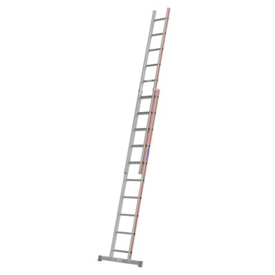 Hymer Schiebeleiter 4046, zweiteilig, max. Arbeitshöhe: 898 cm