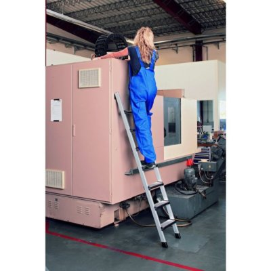 Zarges Comfortstep L, max. Arbeitshöhe: 375 cm