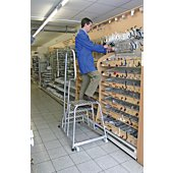 Krause STABILO Mobiler Montagetritt, max. Arbeitshöhe: 260 cm GE0046743A-20