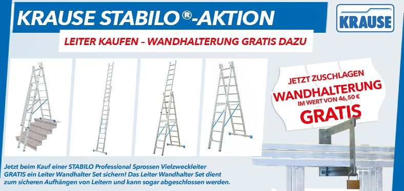 Krause Stabilo-Aktion